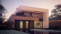 Проект дома Zx123 Фото 7