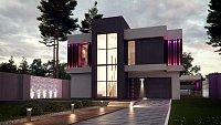 Проект дома Zx124