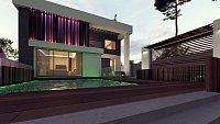 Проект дома Zx124 Фото 6