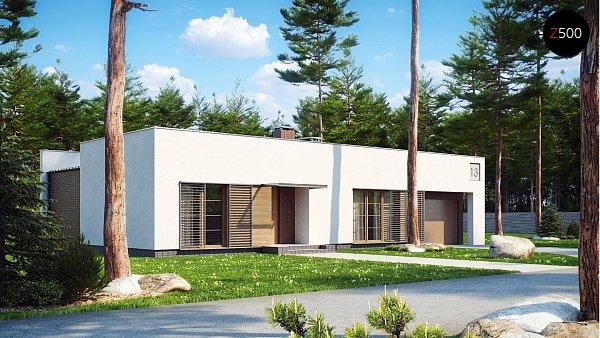 Проект дома Zx13