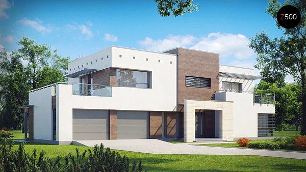 Проект дома Zx15 GL2