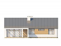 Фасады проекта Zx17 Фото 2
