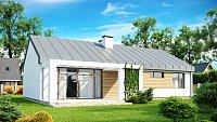 Проект дома Zx17 Фото 1