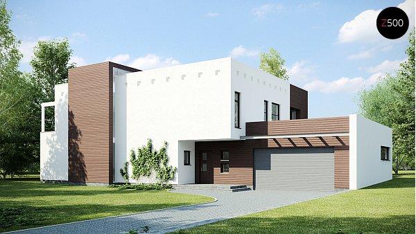 Проект дома Zx1