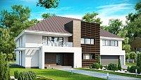 Проект дома Zx20