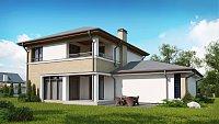 Проект дома Zx24 GL2 Фото 1