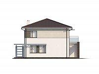 Фасады проекта Zx26 Фото 2
