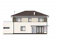 Фасады проекта Zx26 Фото 3