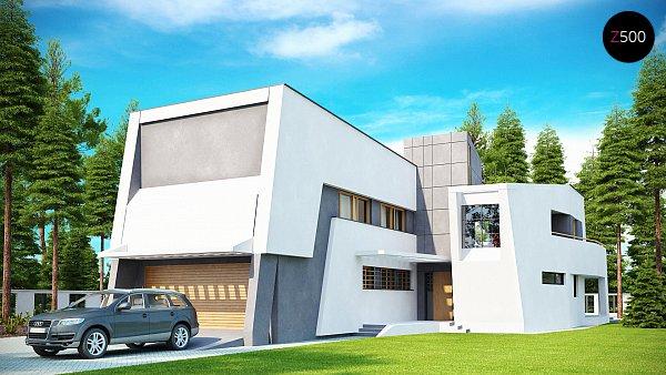 Проект дома Zx27