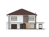 Фасады проекта Zx2 Фото 1