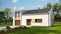 Проект дома Zx36 A