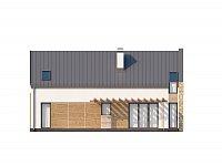 Фасады проекта Zx38 Фото 2