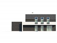 Фасады проекта Zx40 Фото 4