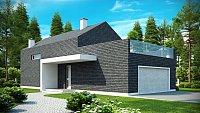 Проект дома Zx40