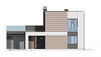 Фасады проекта Zx41 v1 Фото 1