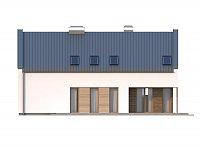 Фасады проекта Zx43 Фото 2