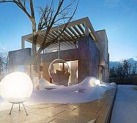 Проект дома Zx45 Фото 4