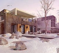 Проект дома Zx45 Фото 5