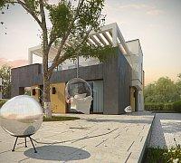 Проект дома Zx45 Фото 9
