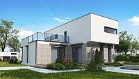 Проект дома Zx46 GL2 Фото 1