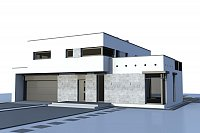 Проект дома Zx46 GL2 Фото 2