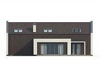 Фасады проекта Zx48 Фото 2