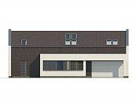 Фасады проекта Zx48 Фото 4
