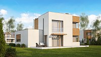 Проект дома Zx51 GP Фото 1