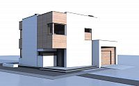 Проект дома Zx51 GP Фото 2