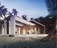Проект дома Zx57 Фото 1