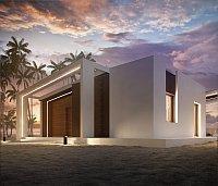 Проект дома Zx57 Фото 4