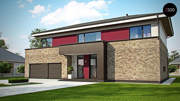 Проект дома Zx61