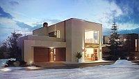 Проект дома Zx64 Фото 3