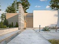 Проект дома Zx65 Фото 2
