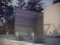 Проект дома Zx65 Фото 5