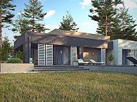 Проект дома Zx65 Фото 9