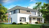 Проект дома Zx8