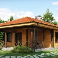 Компактные дома проекты Z16