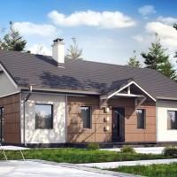 Компактные дома проекты Z241