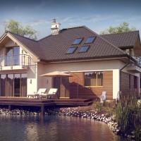 Удобный дом проекты Z272