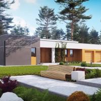 Современные дома Zx102