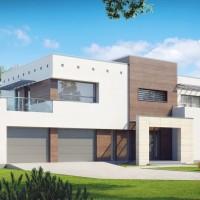 Двухэтажные дома Zx15-GL2