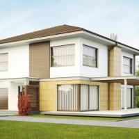 Двухэтажные дома Zx2