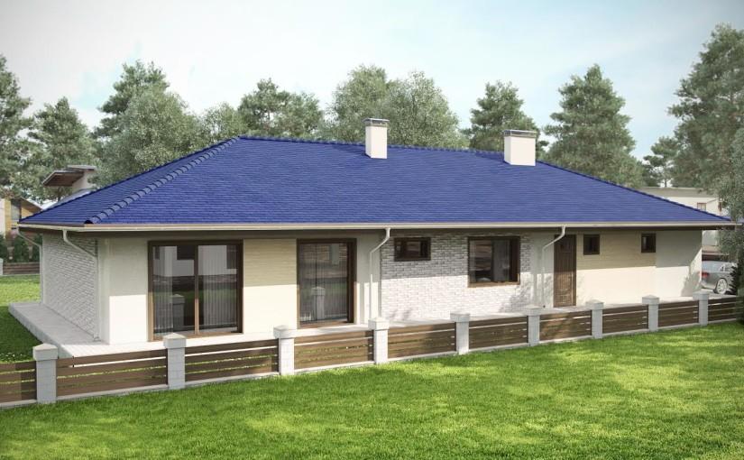 Проект дома 1 house