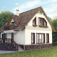 Проект дома 3 house