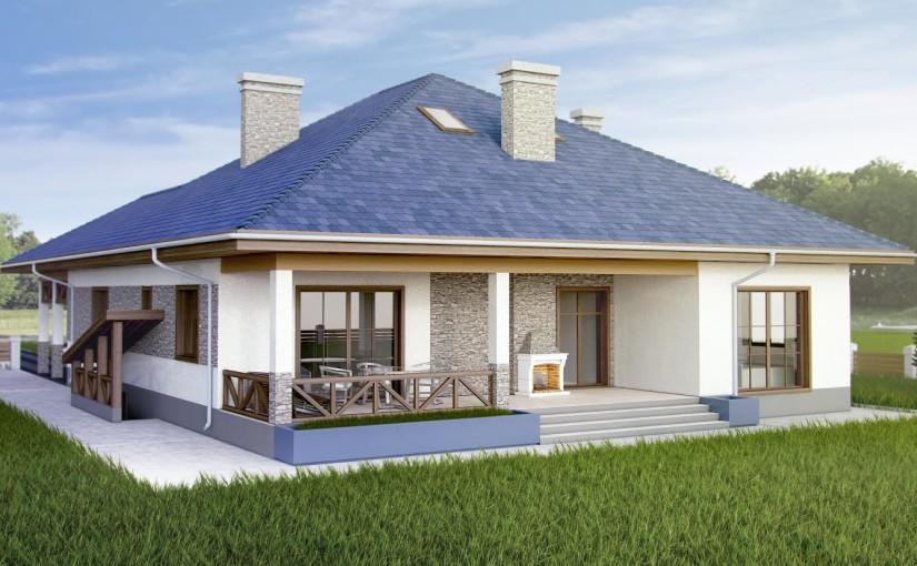 Проект дома 5 house