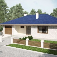 Проект дома 1 house Фото 1
