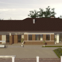 Проект дома 2 house