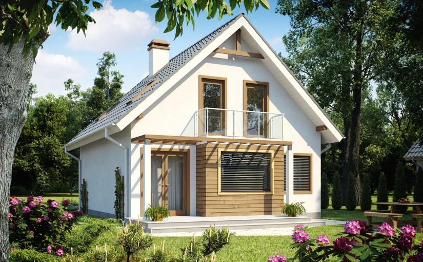 Проект дома Z99 dk