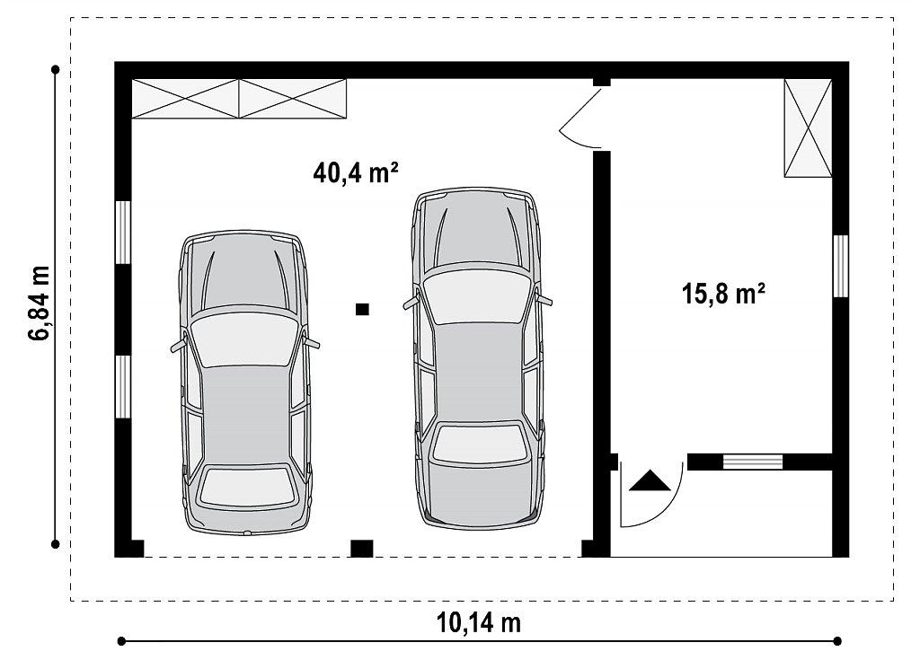 гаража zg1